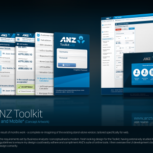 ANZ Toolkit