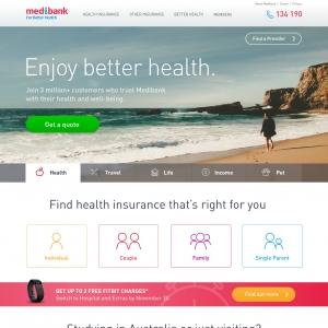 Medibank Travel Redesign